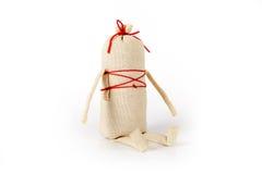 Poupée traditionnelle slave Kasha Photos stock