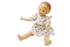poupée vieille Photos stock