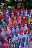 poupées Photos stock