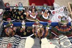 Poupées, Cappadocia, Turquie Image libre de droits