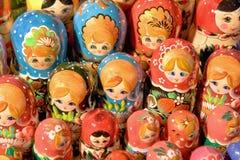 Poupées de Babushka photographie stock