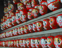 Poupées de Daruma photos stock