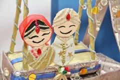 Poupées de mariage image libre de droits