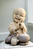 Poupées de moine d'enfant photographie stock libre de droits