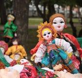 Poupées russes Photographie stock