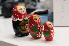 Poupées russes Image libre de droits