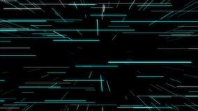 Poupança de tela de computador abstrata dos gráficos animados ilustração stock