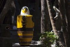 Poupée de Matryoshka au Vietnam Photo libre de droits