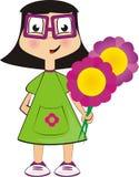 poupées de dessin animé Images libres de droits