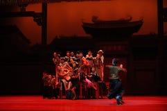 Pour assister à l'acte d'invités-Le de mariage d'abord des événements de drame-Shawan de danse du passé Images stock