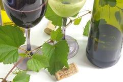Pour a glass Stock Photo