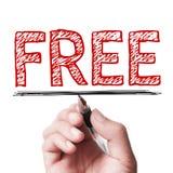 Pour gratuit image stock