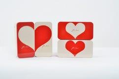Pour l'amour Photographie stock libre de droits