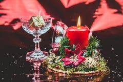 Pour Noël Photographie stock libre de droits