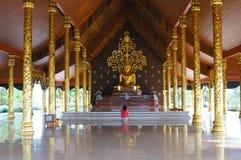 Pour prier au Bouddha photo stock