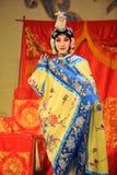 Pour s'habiller pour être femmes : Opéra-adieu de Pékin à ma concubine Image libre de droits