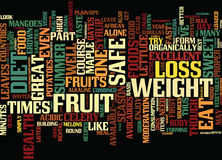 Pour un essai sûr de perte de poids le concept de nuage de Gen Diet Part Text Background Word Photo stock