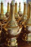 Pour välsignade vattenutrustning Royaltyfri Fotografi