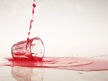 Pouring Stock Photography