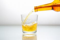 Pouring 2 Stock Image