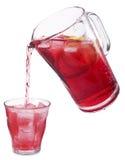 Pouring Lemonade Royalty Free Stock Photo