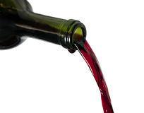 Free Pouring Red Wine Stock Photography - 13748492
