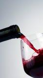 Pouring wine Stock Photos
