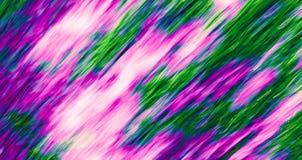 Pourpré abstrait/vert Photos libres de droits