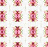 Pourpre de kaléidoscope Photo stock