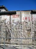 Pourquoi le mur Images libres de droits