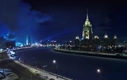 Pourrait Moscou Image stock