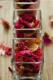 pourri różowy pout Zdjęcie Royalty Free