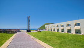 Pousada de Angra do Heroismo Sao Sebastiao Hotel, Terceira island, Azores Stock Photos