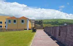 Pousada de Angra do Heroismo Sao Sebastiao Hotel, Terceira island, Azores Royalty Free Stock Image