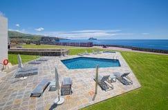 Pousada de Angra do Heroismo Sao Sebastiao Hotel, Terceira island, Azores Royalty Free Stock Photography