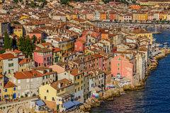 Antenne de Rovinj Images stock