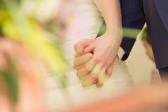 Pousse de concept de l'amitié et de l'amour Photo libre de droits