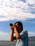 Pousse de photo 03 Photographie stock libre de droits