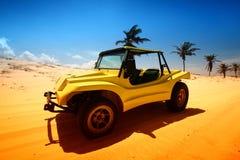 Poussette de désert Photo libre de droits