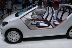 Poussette de VW sur 64rd IAA Image libre de droits
