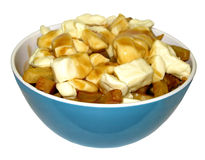 Poutine Royalty Free Stock Photography