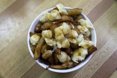Poutine Photos stock