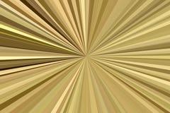 Poutre d'?clat d'or de rayons l?gers fusée de contexte illustration libre de droits