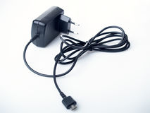 pouvoir d'adaptateur à C.A. images stock