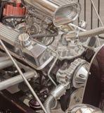 Pouvoir d'engine Images stock