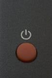 pouvoir de bouton Photographie stock