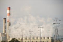 Pouvoir de charbon Images libres de droits