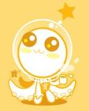 Pouvoir de Cutie Image stock