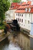Pouvoir de fleuve Photo libre de droits