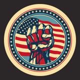 Pouvoir des Etats-Unis. Photo libre de droits